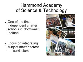 Hammond Academy  of Science & Technology