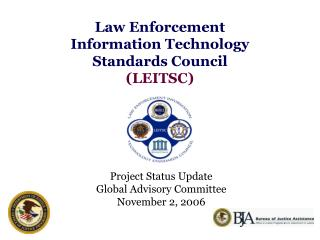 Law Enforcement  Information Technology  Standards Council (LEITSC)