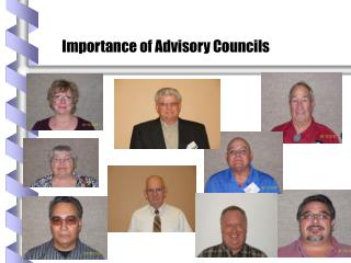 Importance of Advisory Councils