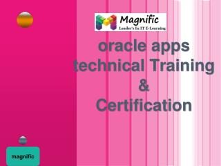 oracle apps technical online training in malaysia
