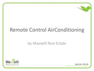 Remote control air conditioning translation China