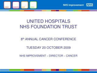 UNITED HOSPITALS  NHS FOUNDATION TRUST
