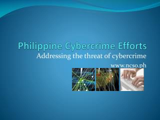 Philippine Cybercrime Efforts
