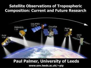 Satellite Observations of Tropospheric Composition: Current and Future Research
