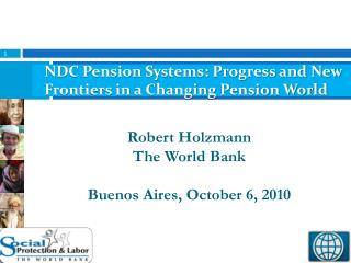 NDC Pension Systems: Progress and New Frontiers in a Changing Pension World
