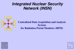Integrated Nuclear Security Network (INSN)