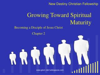 Growing Toward Spiritual Maturity