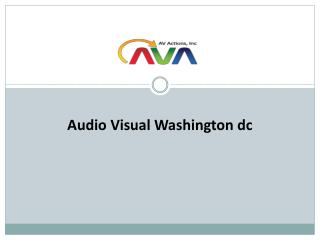 Audio Visual Washington dc