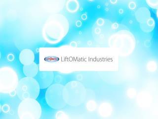 LiftoMatic Industries: drum trolley, trolley