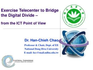 Exercise Telecenter to Bridge the Digital Divide – from the ICT Point of View