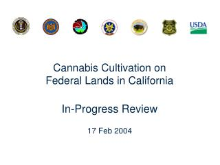 Cannabis Cultivation on Federal Lands in California