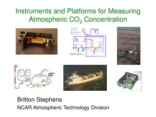 Instruments and Platforms for Measuring Atmospheric CO 2 Concentration