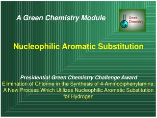 A Green Chemistry Module