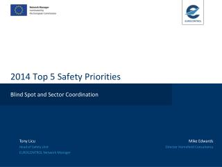 2014 Top 5 Safety Priorities