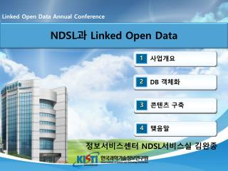 Linked Open Data Annual Conference