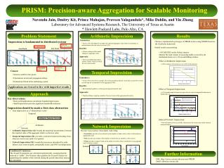 PRISM: Precision-aware Aggregation for Scalable Monitoring