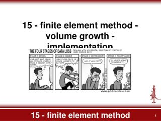 15 - finite element method