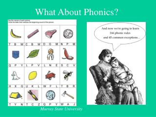 What About Phonics?