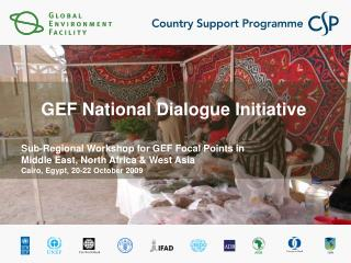 GEF National Dialogue Initiative