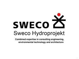 Combined expertise in consulting engineering, environmental technology and architecture