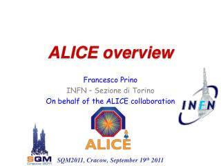 ALICE overview