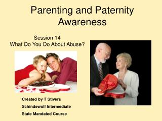 Parenting and Paternity Awareness