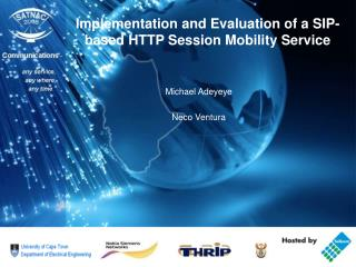 Implementation and Evaluation of a SIP-based HTTP Session Mobility Service