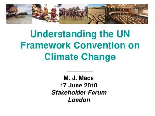 Understanding the UN Framework Convention on Climate Change  ____________