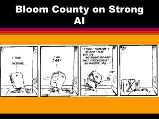 Bloom County on Strong AI
