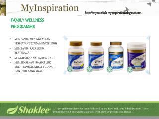SHAKLEE HEALTH PROGRAMME & EUPHORIA SETS