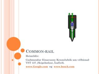 Common - rail