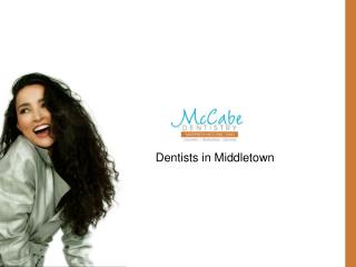 Middletown New Jersey Dentist Dr. Mary Beth McCabe DDS