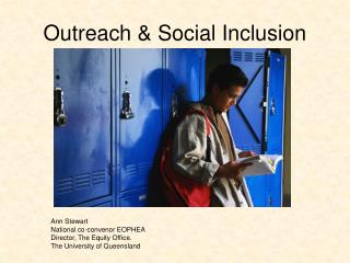 Outreach & Social Inclusion