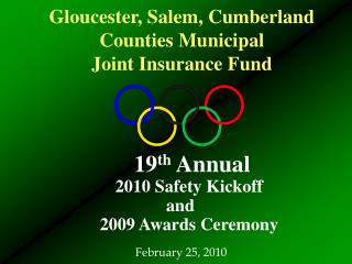 Gloucester, Salem, Cumberland Counties Municipal  Joint Insurance Fund