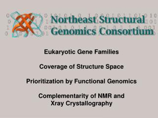 Eukaryotic Gene Families Coverage of Structure Space Prioritization by Functional Genomics