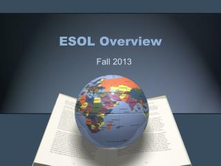 ESOL Overview