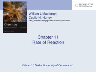Chapter 11 Rate of Reaction