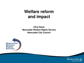 Welfare reform and impact