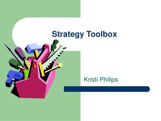 Strategy Toolbox