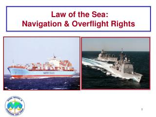 Law of the Sea: Navigation & Overflight Rights