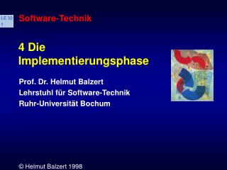 Software-Technik