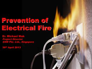 Prevention of Electrical Fire