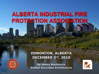 ALBERTA INDUSTRIAL FIRE PROTECTION ASSOCIATION
