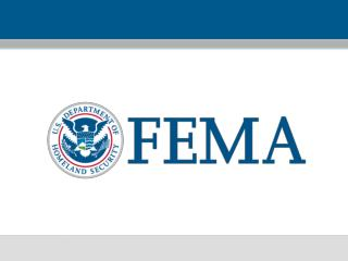 FEMA's Role in National Water Policy