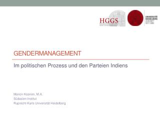 Gendermanagement