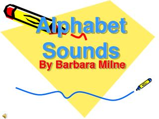 Alphabet Sounds