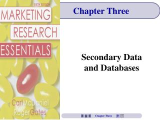 Secondary Data and Databases