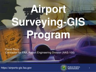Airport Surveying-GIS Program