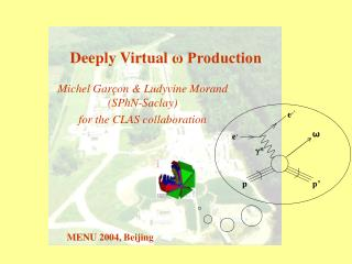 Deeply Virtual  ω Production