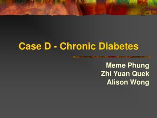 Meme Phung Zhi Yuan Quek Alison Wong